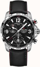 Certina DS Podium Quartz Precidrive Big Size Chronograph 1/100 SEC C001.647.16.057.01