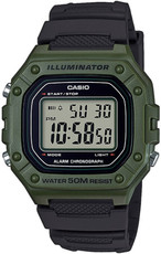 Casio Collection W-218H-3A