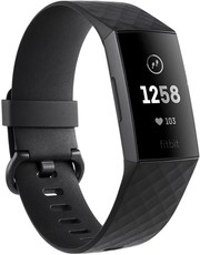Fitbit Charge 3 - Graphite / Black FB409GMBK-EU