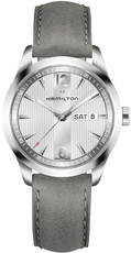 Hamilton Broadway Day Date Quartz H43311915