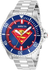 Invicta 26896  DC Comics Superman Men Limited Edition 4000ks