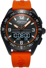 Alpina AlpinerX Horological Smartwatch Quartz AL-283LBO5AQ6