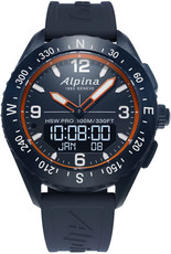 Alpina AlpinerX Horological Smartwatch Quartz AL-283LNO5NAQ6