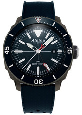 Alpina Seastrong Diver Quartz GMT AL-247LNN4TV6