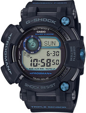 Casio G-Shock Master of G Frogman GWF-D1000B-1LTD 35th Anniversary Collectors Set with Hard Case & Diving Knife Limited Edition 350pcs