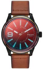 Červené hodinky Diesel  9bcae58c833