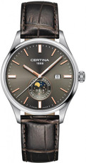 Certina DS-8 Quartz COSC Chronometer Moon phase C033.457.16.081.00