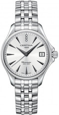 Certina DS Action Lady Quartz COSC Chronometer Diamonds C032.051.11.036.00
