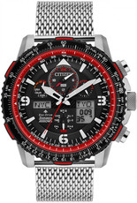 Citizen Promaster Skyhawk Eco-Drive Pilot JY8079-76E Red Arrows Limited Edition 9999pcs Limitka č. 2613/9999