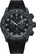 Edox CO-1 Carbon Chronograph Automatic 01125-clngnning 7a9ab29381