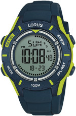 9f4528b6b33 Pánské digitální hodinky Lorus R2365MX9