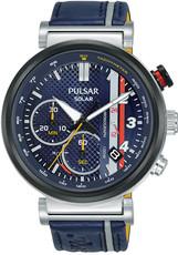 Pulsar Accelerator Solar PZ5079X1. Pánské hodinky Pulsar Accelerator Solar  PZ5079X1 f3bf3ce5ee
