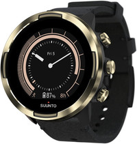Suunto 9 Baro Gold Leather Limited Edition