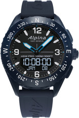 Alpina AlpinerX Horological Smartwatch Quartz AL-283LBN5NAQ6