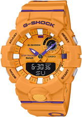 Casio G-Shock Original G-Squad GBA-800DG-9AER Dagger Basketball-Themed Series