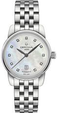 Certina DS Podium Lady Automatic C001.007.11.116.00. Dámské hodinky ... a39bc78707