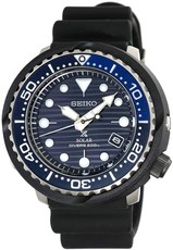 "Seiko Prospex Sea Solar SNE518P1 Save the Ocean Special Edition ""Tuna"""