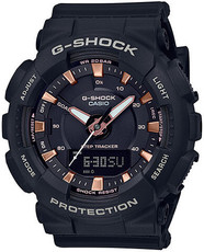 Casio G-Shock Original S-Series GMA-S130PA-1AER Pink Gold Accents