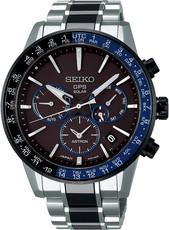 Seiko Astron GPS Solar Dual Time SSH009J1 · Hodinky Seiko Astron ... 50857d9fee