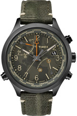 Timex Waterbury World Time TW2R43200