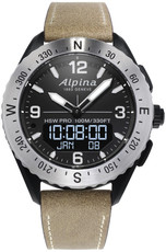 Alpina AlpinerX Horological Smartwatch Quartz AL-283LBBW5SAQ6