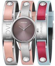 d8a40349c Calvin Klein MyCalvins K9D231ZZ + náramky · Dámské hodinky Calvin Klein  MyCalvins ...
