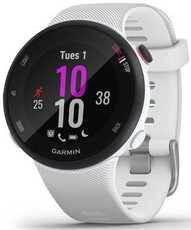Garmin Forerunner 45S Optic White