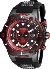 Invicta Marvel Quartz 27325 Deadpool Limited Edition 4000pcs