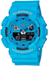 Casio G-Shock Original GA-100RS-2AER Hot Rock Sounds Series