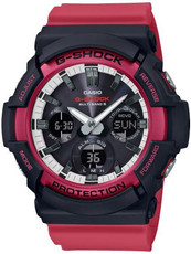 Casio G-Shock Original GAW-100RB-1AER Red Black and White Series