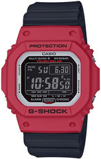 Casio G-Shock Original GW-M5610RB-4ER Red, Black, and White Series