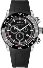 Edox CO-1 Chronolady Quartz Chronograph 10221 3 NIN