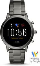 Fossil Gen 5 Smartwatch - The Carlyle HR Smoke FTW4024
