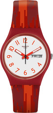 Swatch Red Flame GR711