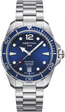 Certina DS Action Quartz Precidrive COSC C032.451.11.047.00