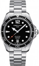 Certina DS Action Quartz Precidrive COSC C032.451.11.057.00