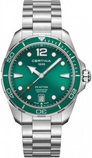 Certina DS Action Quartz Precidrive COSC Chronometer C032.451.11.097.00