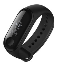 Xiaomi Mi Band 3 Black (rozbaleno)