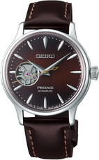 "Seiko Presage Automatic Open Heart SSA783J1 Cocktail Time ""Stinger"""