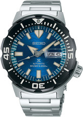 "Seiko Prospex Sea Automatic Diver's SRPE09K1 Save the Ocean Great White Shark Special Edition ""Monster"""
