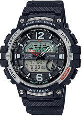 Casio Collection WSC-1250H-1AVEF Fishing Gear