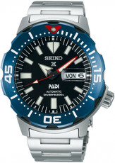 "Seiko Prospex Sea Automatic Diver's SRPE27K1 Special Edition Padi ""Monster"""