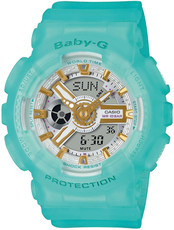 Casio Baby-G BA-110SC-2AER Sea Glass Color Series