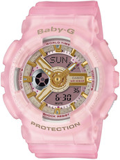 Casio Baby-G BA-110SC-4AER Sea Glass Color Series