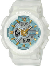 Casio Baby-G BA-110SC-7AER Sea Glass Color Series