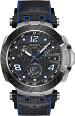 Tissot T-Race Moto GP Quartz Chronograph T115.417.27.057.03 Thomas Lüthi Limited Edition 1212pcs