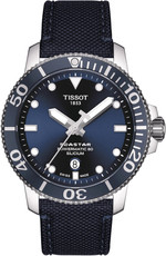 Tissot Seastar 1000 Automatic Powermatic 80 Silicium T120.407.17.041.01