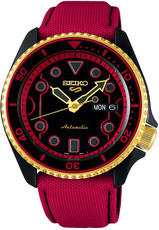 "Seiko 5 Sports Automatic SRPF20K1 Street Fighter Limited Edition 9999pcs ""Ken"""
