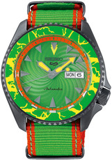 "Seiko 5 Sports Automatic SRPF23K1 Street Fighter Limited Edition 9999pcs ""Blanka"""