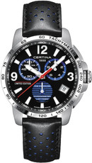 Certina DS Podium Quartz Chronohraph Precidrive COSC Chronometer Lap Timer C034.453.16.057.20 Limited Edition 450pcs